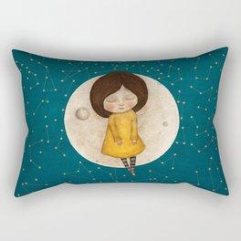 Moon Song Rectangular Pillow