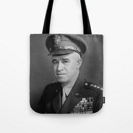 General Omar Bradley Tote Bag
