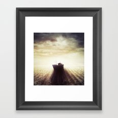 Ambitions Abandoned Framed Art Print