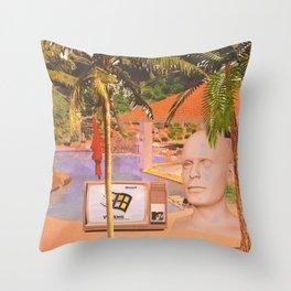 ΔSTRΔL ISLΔND Throw Pillow