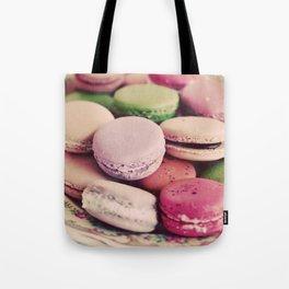 Sweet Macarons Tote Bag
