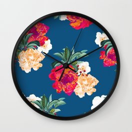 Romancing Nature #society6 #buyart #decor Wall Clock