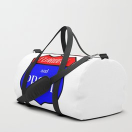 Floridian And Proud Duffle Bag