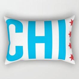 C H I Rectangular Pillow