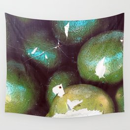 Just Limes Wall Tapestry