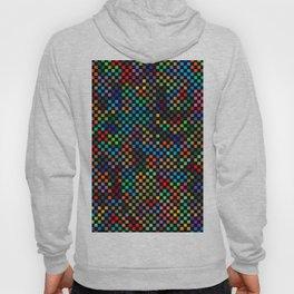 Squares Illusion Hoody