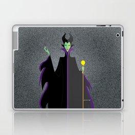 Origami - Mistress of All Evil Laptop & iPad Skin