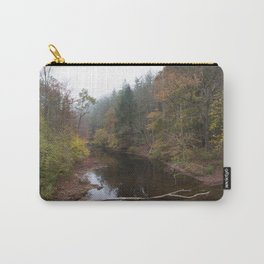 Clear Fork Carry-All Pouch