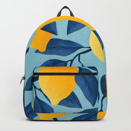 When Life Gives You Lemons Backpack