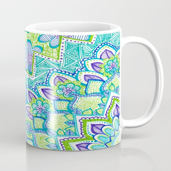 Sharpie Doodle 2 Mug
