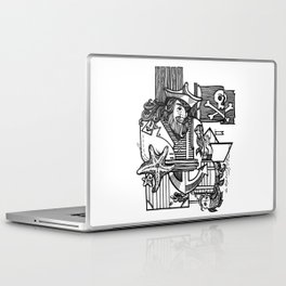 Pirate Laptop & iPad Skin