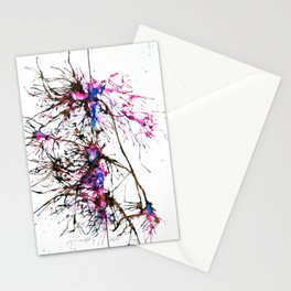 My Schizophrenia (11) Stationery Cards