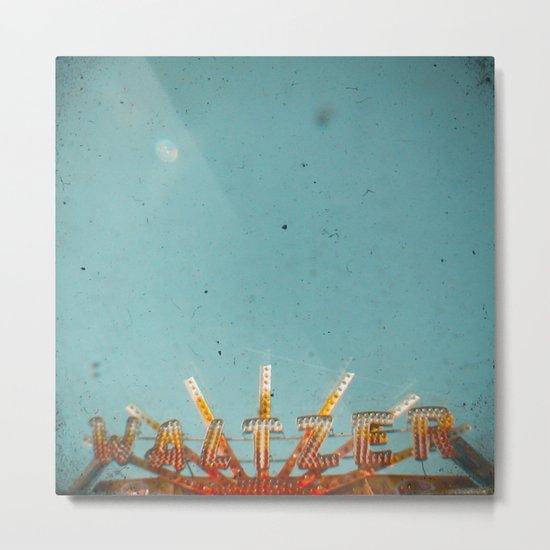 Waltzer Metal Print