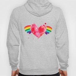 Love Wins. Hoody