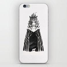 The Siberian King iPhone & iPod Skin