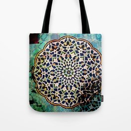 Persian Pattern Tote Bag
