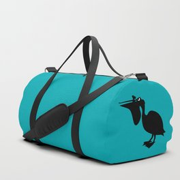 Angry Animals: Pelican Duffle Bag