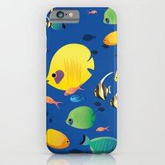 Coral Reef iPhone 6s Slim Case