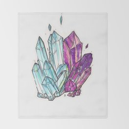 You're a GEM! Throw Blanket