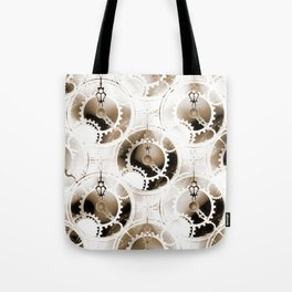 Time For Peace 3 Tote Bag