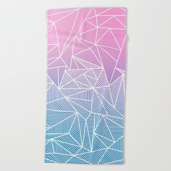 Barika Rays Beach Towel