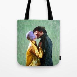 Singin' in the Rain - Green Tote Bag