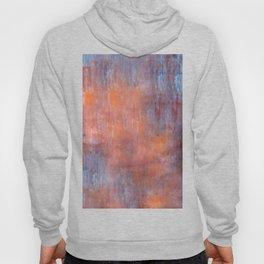 Orange Color Fog Hoody