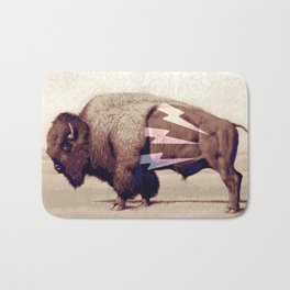 IN CHARGE Bath Mat
