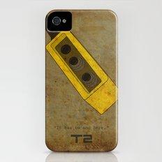 Alternative Terminator 2 Movie Poster iPhone (4, 4s) Slim Case