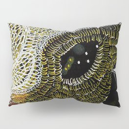 Particle 3/6 - From Universe Drawing - Collect all 35 to complete image! Pillow Sham