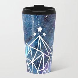 Watercolor galaxy Night Court - ACOTAR inspired Travel Mug