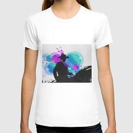 Le cavalier 5 T-shirt