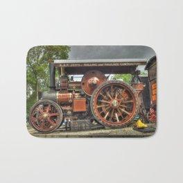 Fowler D5 Road Locomotive Bath Mat