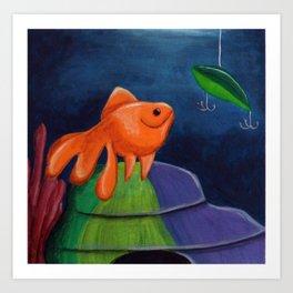 Fish Series 1 Art Print