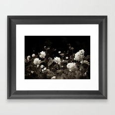 The Way That Light Attaches to a Dream Framed Art Print