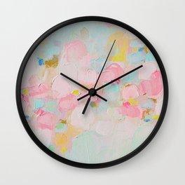 Pixie Dust Wall Clock