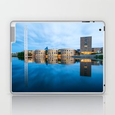 The blue hour in Ottawa Laptop & iPad Skin