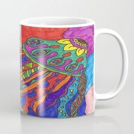 Jelly Fishin' Coffee Mug