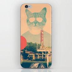 Cool Cat iPhone Skin