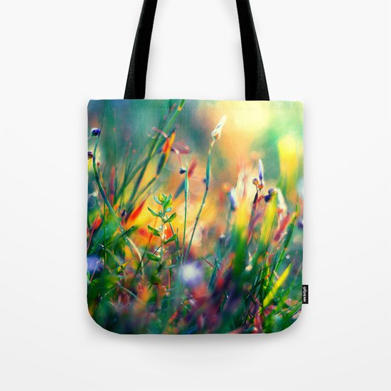 Little Worlds Tote Bag