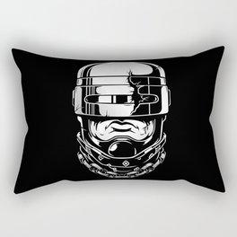 Hey, Robocop! Rectangular Pillow