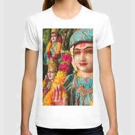 Dolls in the Temple T-shirt