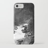 archan nair iPhone & iPod Cases featuring Whiteout Yosemite-2 by Deepti Munshaw