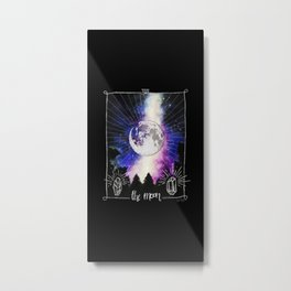 The Moon Tarot by WildOne Metal Print