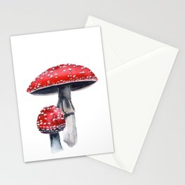 A. muscaria Stationery Cards