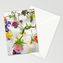 Spring Flowers - JUSTART (c) Stationery Cards