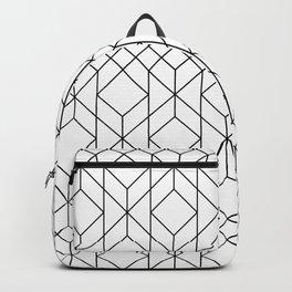 Art Deco Geometry 5 Backpack