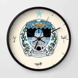 Byrgenwerth, Dona Nobis Oculos Wall Clock