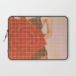 Sexy Lingerie Rose Laptop Sleeve