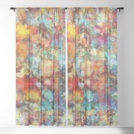 Simmer Sheer Curtain